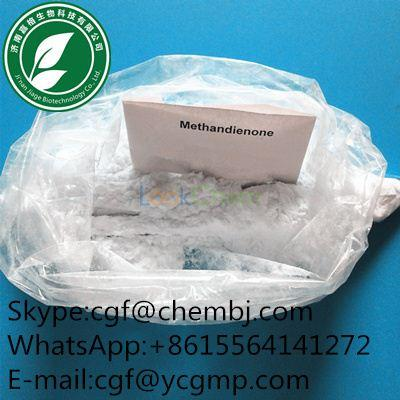Anabolic Steroid Raw Powder Metandienone Dianabol For Muscle Growth