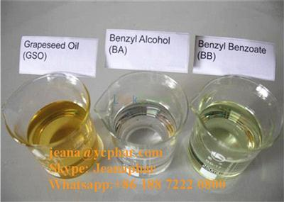 Steroil Solvent Benzyl Alcohol BA Oil
