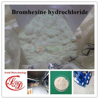 BP 99.8% Bulk Price Expectorant Drug Bromhexine Hydrochloride Raw Powder APIs