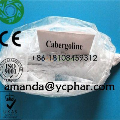 Polypeptide Hormones Cabergoline for Treatment of Uterine Fibroids CAS 81409-90-7