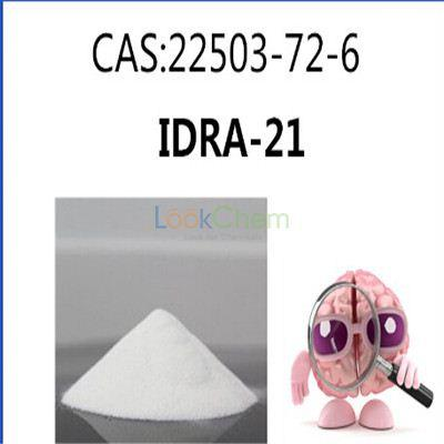 Testosterone Anabolic Steroid Nootropics Raw Powders 99% Purity Idra-21 for Anti-Alzheimer