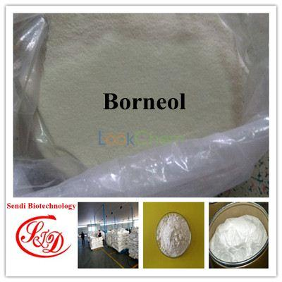 Factory Supplement Functional APIs Borneol Raw Powder Medical Grade