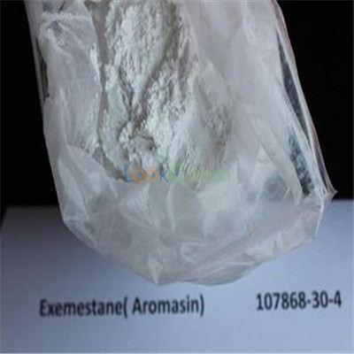 Anti-Estrogen Steroid Hormones Exemestane Acetate Aromasin for anti-cancer
