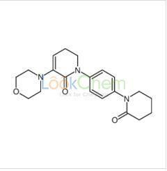 5,6-Dihydro-3-(4-morpholinyl)-1-[4-(2-oxo-1-piperidinyl)phenyl]-2(1H)-pyridinone CAS NO.545445-44-1
