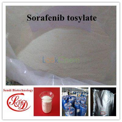Medical Grade 99% Best Raw Powder Sorafenib Tosylate Cancer Treatment