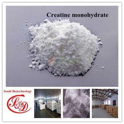 99.5% High Purity Creatine Monohydrate Antifatigue Raw Powder Bebefits