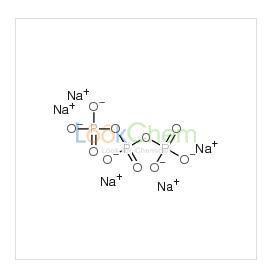 STPP Sodium tripolyphosphate CAS NO.7758-29-4