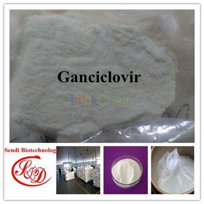 99% Top Quality Antitumor Agent Ganciclovir Best Raw Powder APIs