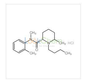 High purity 99% Levobupivacaine HCl factory in stock CAS NO.27262-48-2