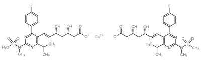 Rosuvastatin calcium In Stock (CAS No.147098-20-2)