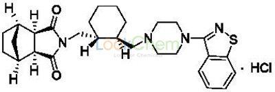 Lurasidone Hydrochloride, CAS: 367514-88-3, Purity: 99% API
