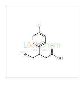 High purity 99% Baclofen factory in stock CAS NO.1134-47-0