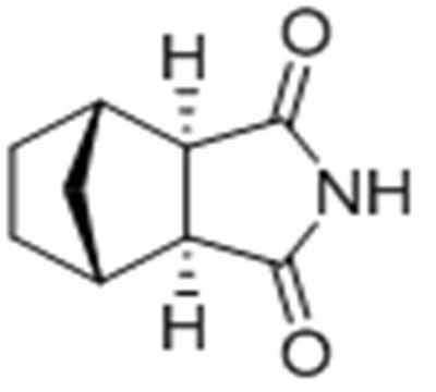 (3aR,4S,7R,7aS)4,7-methano-1H-isoindole-1,3(2H)-dione , CAS: 14805-29-9, Purity: 99% API