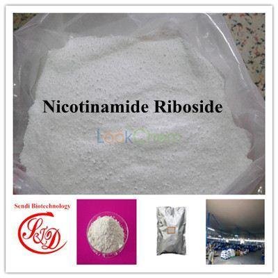 China Supplier 95%min Derivative of Vitamin B3 Nicotinamide Riboside Best Raw Powder