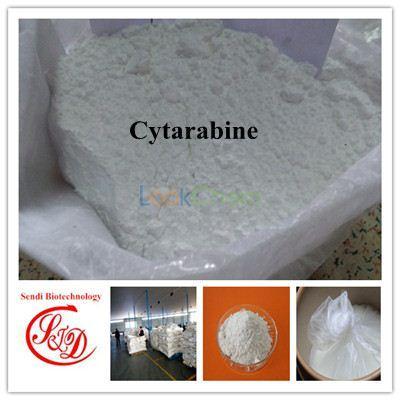 99% Top Quality Antileukemic Agent Cytarabine Best Raw Powder Functional APIs