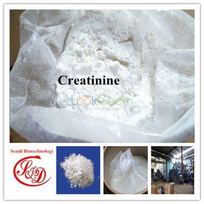 99% Top Quality Creatinine Best Raw Powder Functional APIs Liver Protection