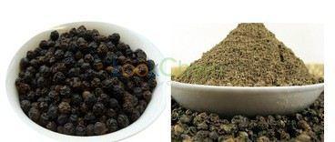GMP certified manufacturer supply black Pepper P.E.