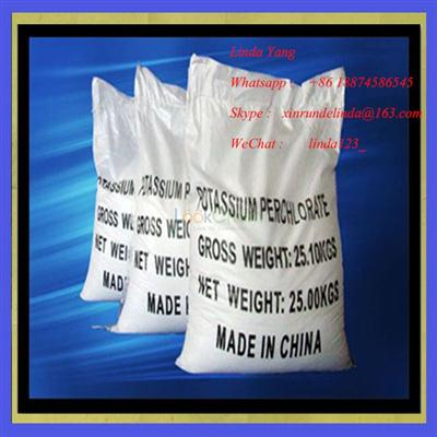 99%min Potassium perchlorate Manufacturer 7778-74-7
