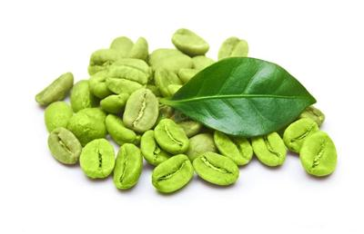 ISO Halal Factory 100% natural Green Coffee Bean Extract Powder green coffee bean p.e