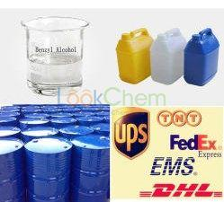 China Supply Chemical Benzyl Alcohol