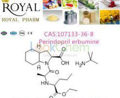 Perindopril erbumine used to treat high blood pressure