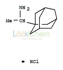 High quality 1-(1-Adamantyl)Ethylamine Hydrochloride supplier in China CAS NO.1501-84-4