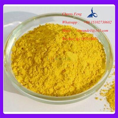 Benzoin CAS 119-53-9 Yellow Powder for In organic syntheses