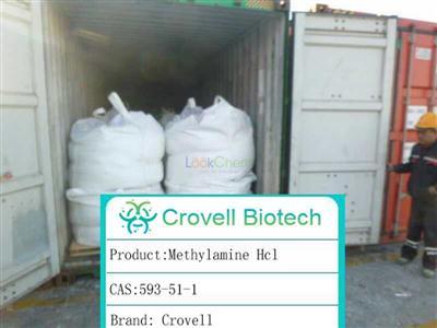 High quality Methylamine hydrochloride manufacturer