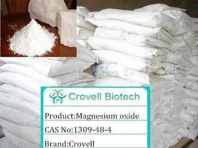 High quality Magnesium oxide 98%min manufacturer