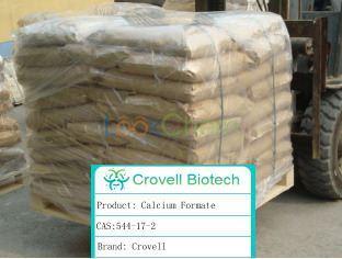 white powder Calcium Formate 98%