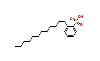 2-dodecylbenzenesulfonic acid  LABS