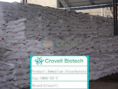 hot selling food grade ammonium bicarbonate 99% purity