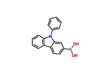 (9-phenylcarbazol-2-yl)boronic acid