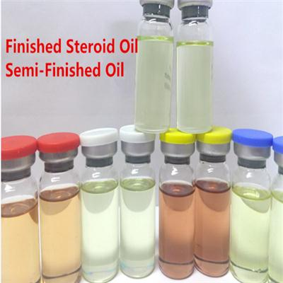 Semi Finshed Injection Muscle Gain Testosterone Anabolic Steroid Testosterone Undecanoate 500