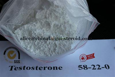 Testosterone Suspention / TTE Steroid Hormone Testosteron Base Steroid Powder CAS: 58-22-0