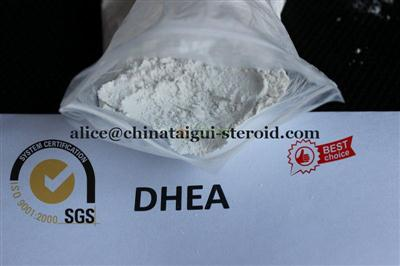 DHEA Dehydroepiandrosterone Prasterone Sex Steroid Hormone For Sexual CAS 53-43-0