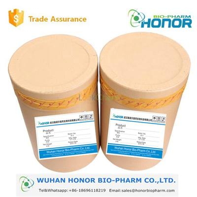 Factory Supply Peptide Steroid Hormone Tesamorelin for Muscle Growth CAS NO.218949-48-5