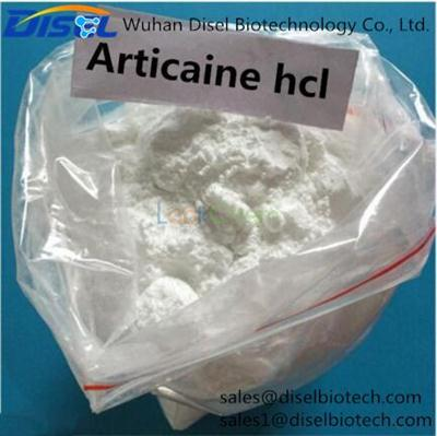 Articaine HCl Powder CAS: 23964-58-1