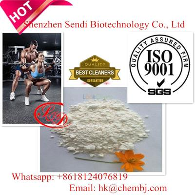 Natural Oral Anti Estrogen Steroid Clomifene Citrate Clomid for Bodybuilding CAS 50-41-9