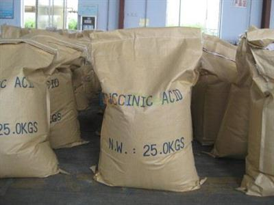food additive110-15-6  succinic acid
