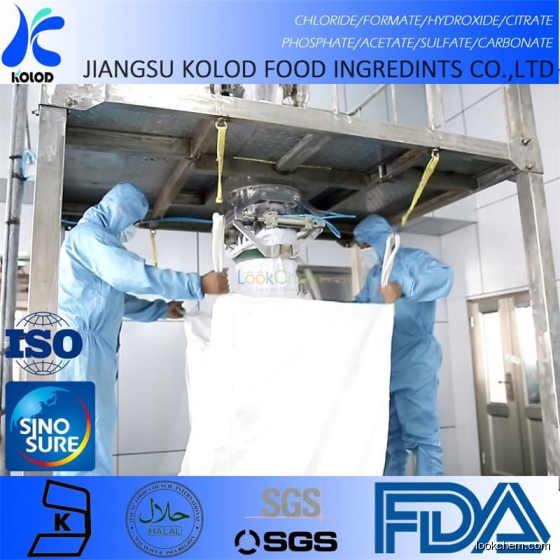 Jiangsu Kolod produce food grade Sodium Diacetate with best price