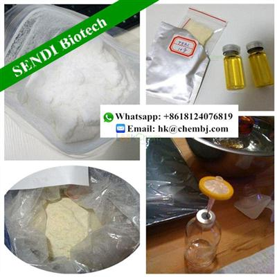 High Quality Semi-Finished Premade Steroid Hormone Injectable Trenabolic 100 Trenbolone Acetate CAS 10161-34-9()