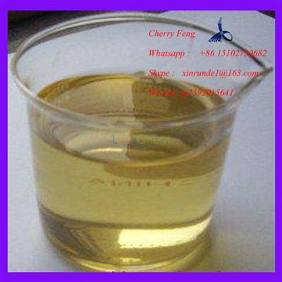 CAS 104-55-2 Yellowish Oil Chemical Raw Materials For Pharmaceutical Industry Cinnamaldehyde