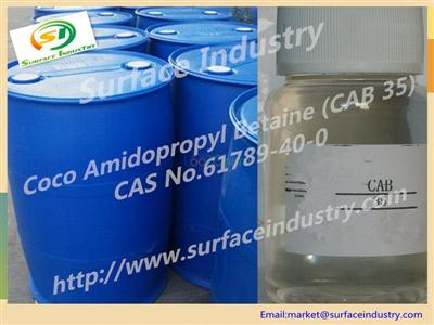 Cocoamidopropyl Betaine CAB CAS No.61789-40-0