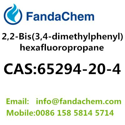 2,2-Bis(3,4-dimethylphenyl)hexafluoropropane 99%,cas:65294-20-4 from fandachem