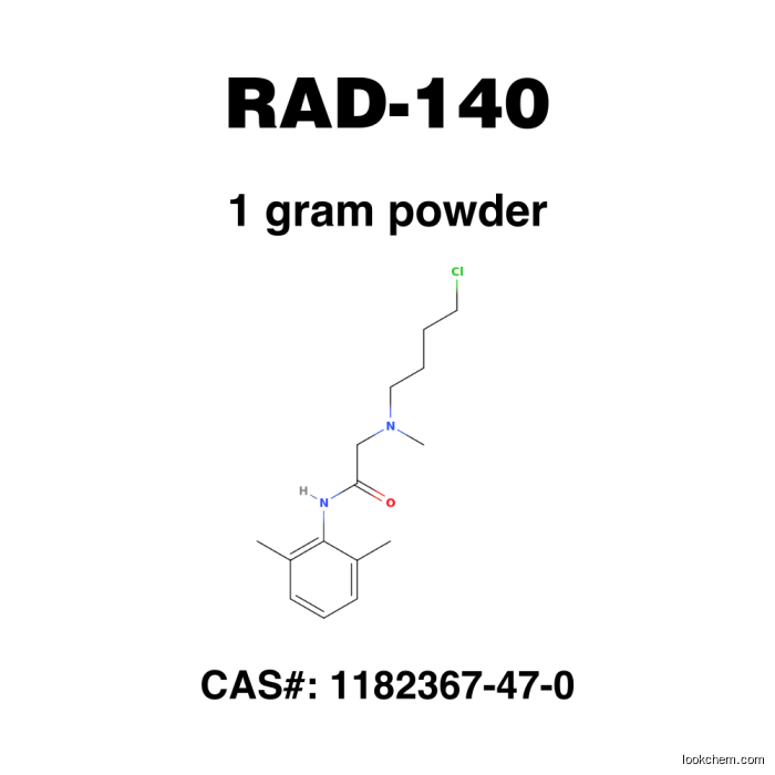 sarms powder rad140 cas 1182367-47-0