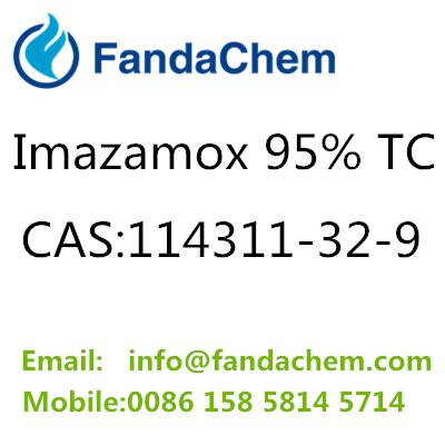 cas:114311-32-9,Imazamox 95% TC from fandachem