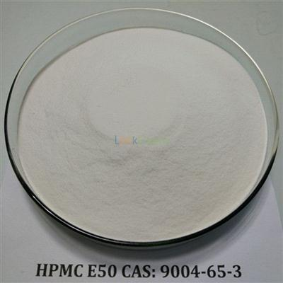 Factory supply CAS 9004-65-3 Hydroxypropyl methyl cellulose/HPMC(9004-65-3)