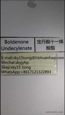 high purityBoldenone undecylenateBoldenone undecylenate for sale13103-34-9 manufactory