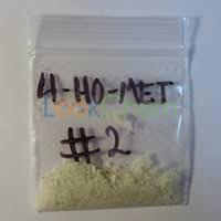 Factory hot sale 4-HO-MET with best price in stock